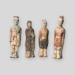 Personnages de la dynastie Wei Chine